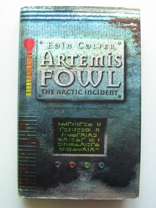 Photo of ARTEMIS FOWL THE ARCTIC INCIDENT written by Colfer, Eoin published by Puffin Books (STOCK CODE: 1101349)  for sale by Stella & Rose's Books
