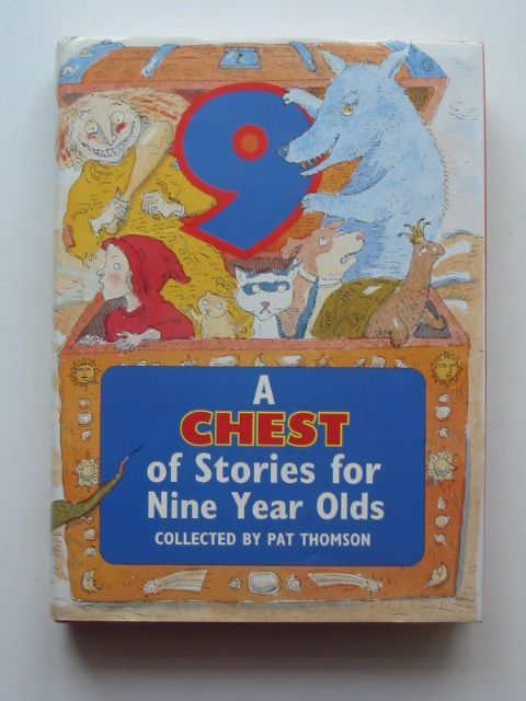 Photo of A CHEST OF STORIES FOR NINE YEAR OLDS written by Thomson, Pat<br />et al,  illustrated by Bailey, Peter published by Doubleday (STOCK CODE: 1101647)  for sale by Stella & Rose's Books