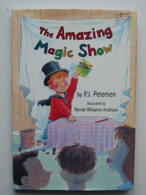 Photo of THE AMAZING MAGIC SHOW
