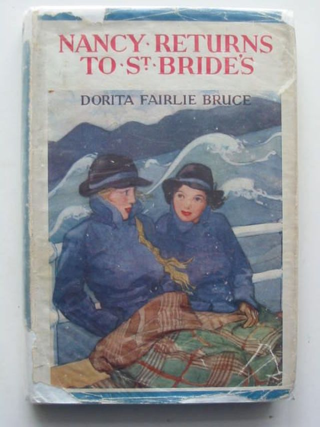Photo of NANCY RETURNS TO ST. BRIDE'S written by Bruce, Dorita Fairlie illustrated by Johnston, M.D. published by Geoffrey Cumberlege, Oxford University Press (STOCK CODE: 1102622)  for sale by Stella & Rose's Books
