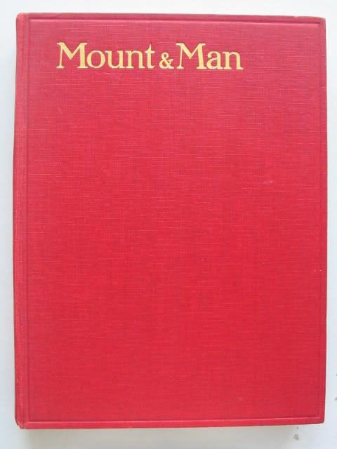 Photo of MOUNT AND MAN written by McTaggart, M.F. illustrated by Edwards, Lionel published by Country Life (STOCK CODE: 1102656)  for sale by Stella & Rose's Books