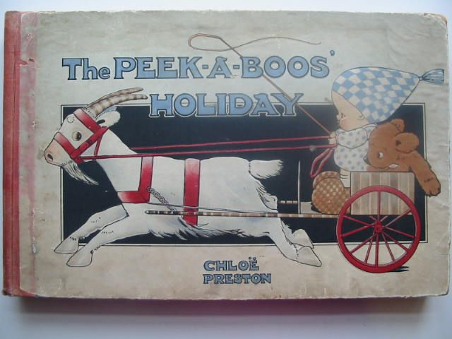 Photo of THE PEEK-A-BOOS' HOLIDAY written by Preston, Tom illustrated by Preston, Chloe published by Henry Frowde, Hodder & Stoughton (STOCK CODE: 1102899)  for sale by Stella & Rose's Books