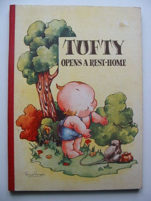 Photo of TUFTY OPENS A REST-HOME illustrated by Vinger, Truus published by Sandle Brothers Ltd. (STOCK CODE: 1103764)  for sale by Stella & Rose's Books