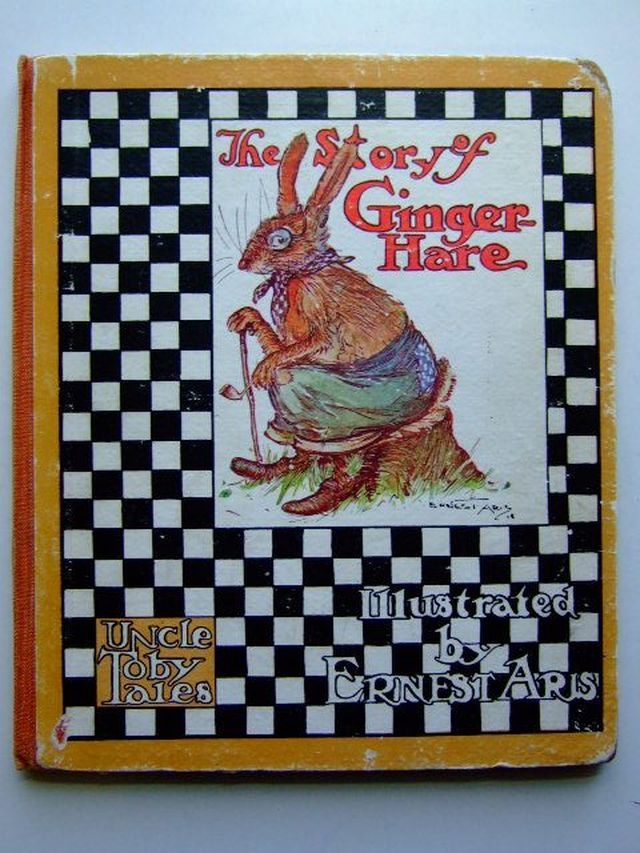 Photo of THE STORY OF GINGER HARE illustrated by Aris, Ernest A. published by Ward Lock & Co Ltd. (STOCK CODE: 1104082)  for sale by Stella & Rose's Books