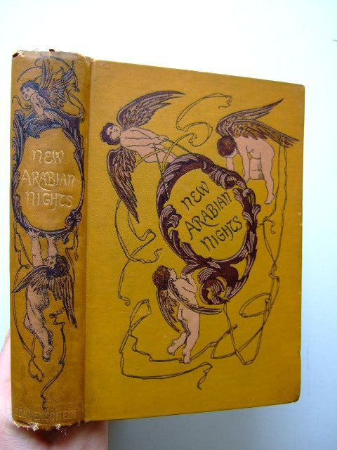 Photo of THE NEW ARABIAN NIGHTS published by Swan Sonnenschein & Co. (STOCK CODE: 1104580)  for sale by Stella & Rose's Books