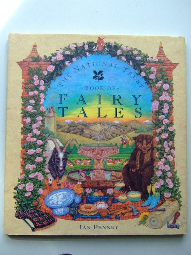 Photo of THE NATIONAL TRUST BOOK OF FAIRY TALES illustrated by Penney, Ian published by The National Trust (STOCK CODE: 1105543)  for sale by Stella & Rose's Books