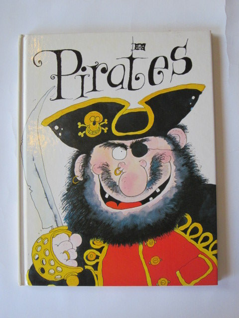 Photo of PIRATES written by Hawkins, Colin<br />Hawkins, Jacqui illustrated by Hawkins, Colin published by Collins (STOCK CODE: 1105752)  for sale by Stella & Rose's Books