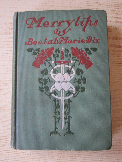 Photo of MERRYLIPS written by Dix, Beulah Marie illustrated by Merrill, Frank T. published by The Macmillan Company (STOCK CODE: 1106135)  for sale by Stella & Rose's Books
