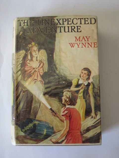 Photo of THE UNEXPECTED ADVENTURE written by Wynne, May published by Ward, Lock & Co. Ltd. (STOCK CODE: 1106177)  for sale by Stella & Rose's Books