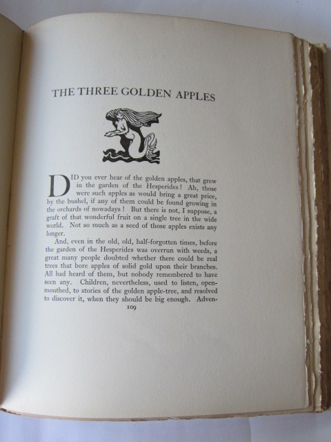 Photo of A WONDER BOOK written by Hawthorne, Nathaniel illustrated by Rackham, Arthur published by Hodder & Stoughton (STOCK CODE: 1106265)  for sale by Stella & Rose's Books