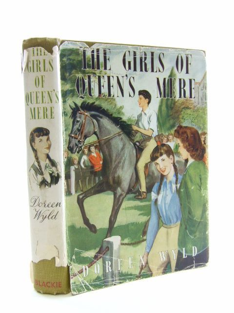 Photo of THE GIRLS OF QUEEN'S MERE written by Wyld, Doreen illustrated by Wynne,  published by Blackie & Son Ltd. (STOCK CODE: 1106463)  for sale by Stella & Rose's Books