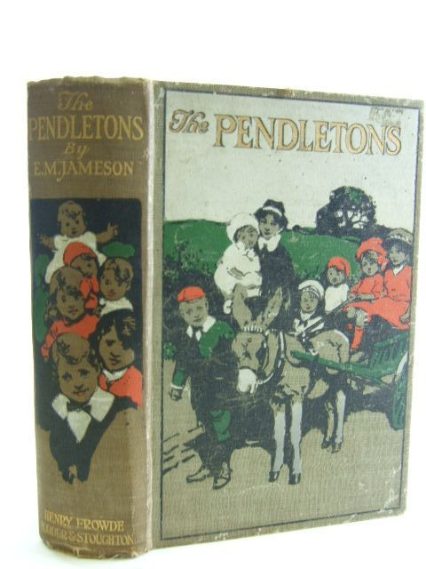 Photo of THE PENDLETONS written by Jameson, E.M. illustrated by Pearse, S.B.<br />Browne, Gordon published by Henry Frowde, Hodder & Stoughton (STOCK CODE: 1106624)  for sale by Stella & Rose's Books