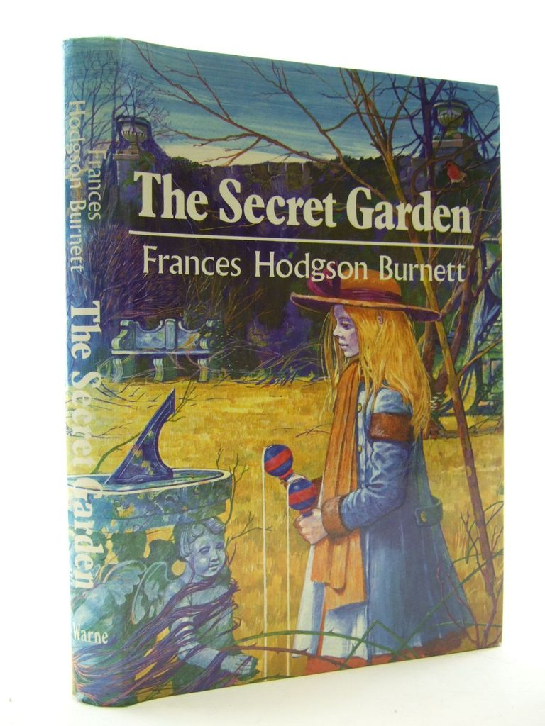 Photo of THE SECRET GARDEN written by Burnett, Frances Hodgson illustrated by Twinn, Colin published by Frederick Warne & Co Ltd. (STOCK CODE: 1107025)  for sale by Stella & Rose's Books