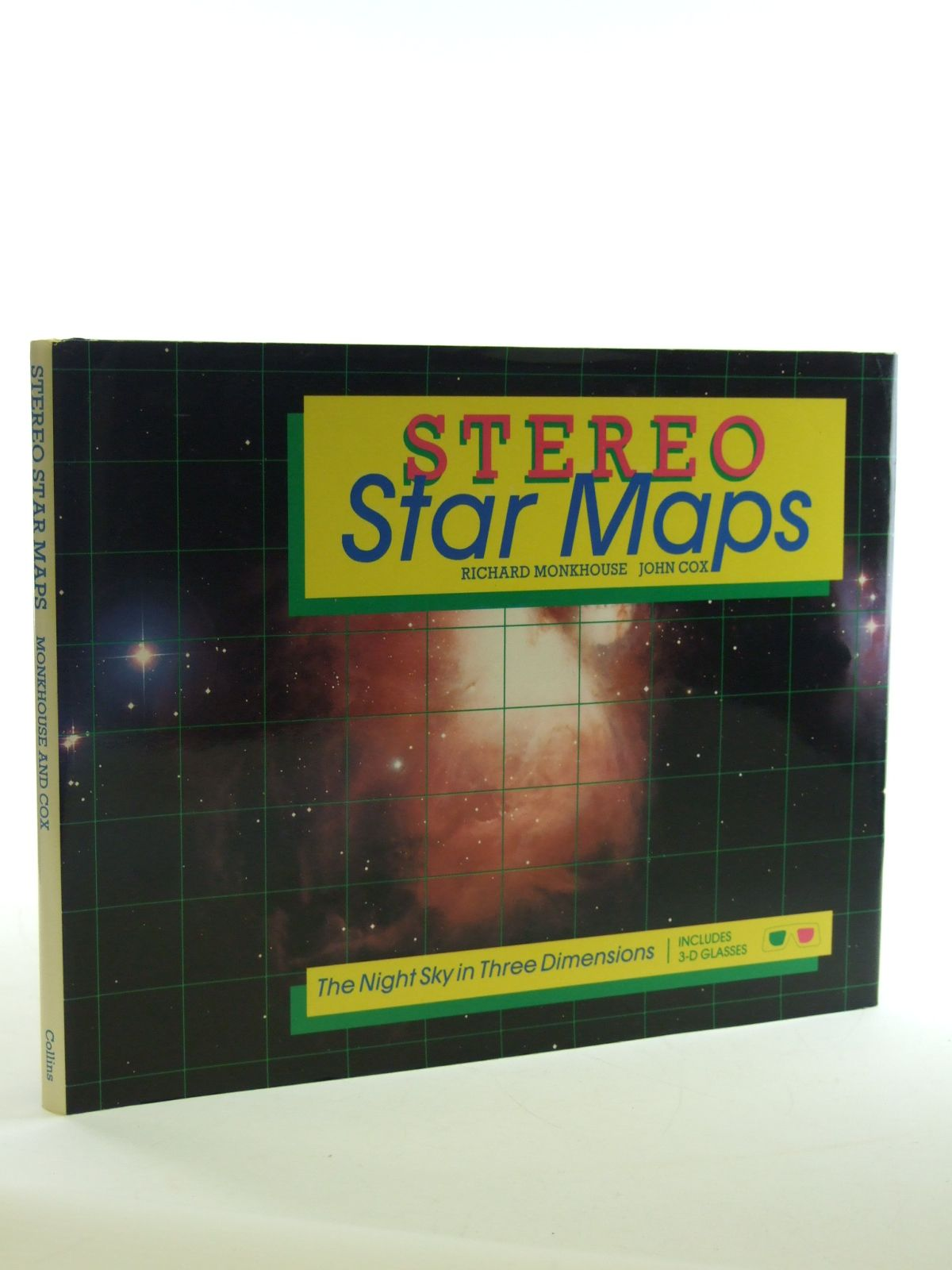 Photo of STEREO STAR MAPS written by Monkhouse, Richard<br />Cox, John published by Collins (STOCK CODE: 1107174)  for sale by Stella & Rose's Books