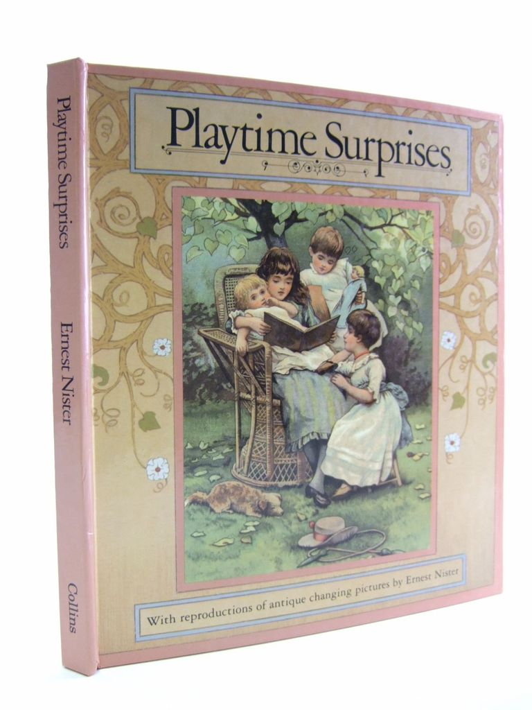 Photo of PLAYTIME SURPRISES published by William Collins (STOCK CODE: 1107243)  for sale by Stella & Rose's Books