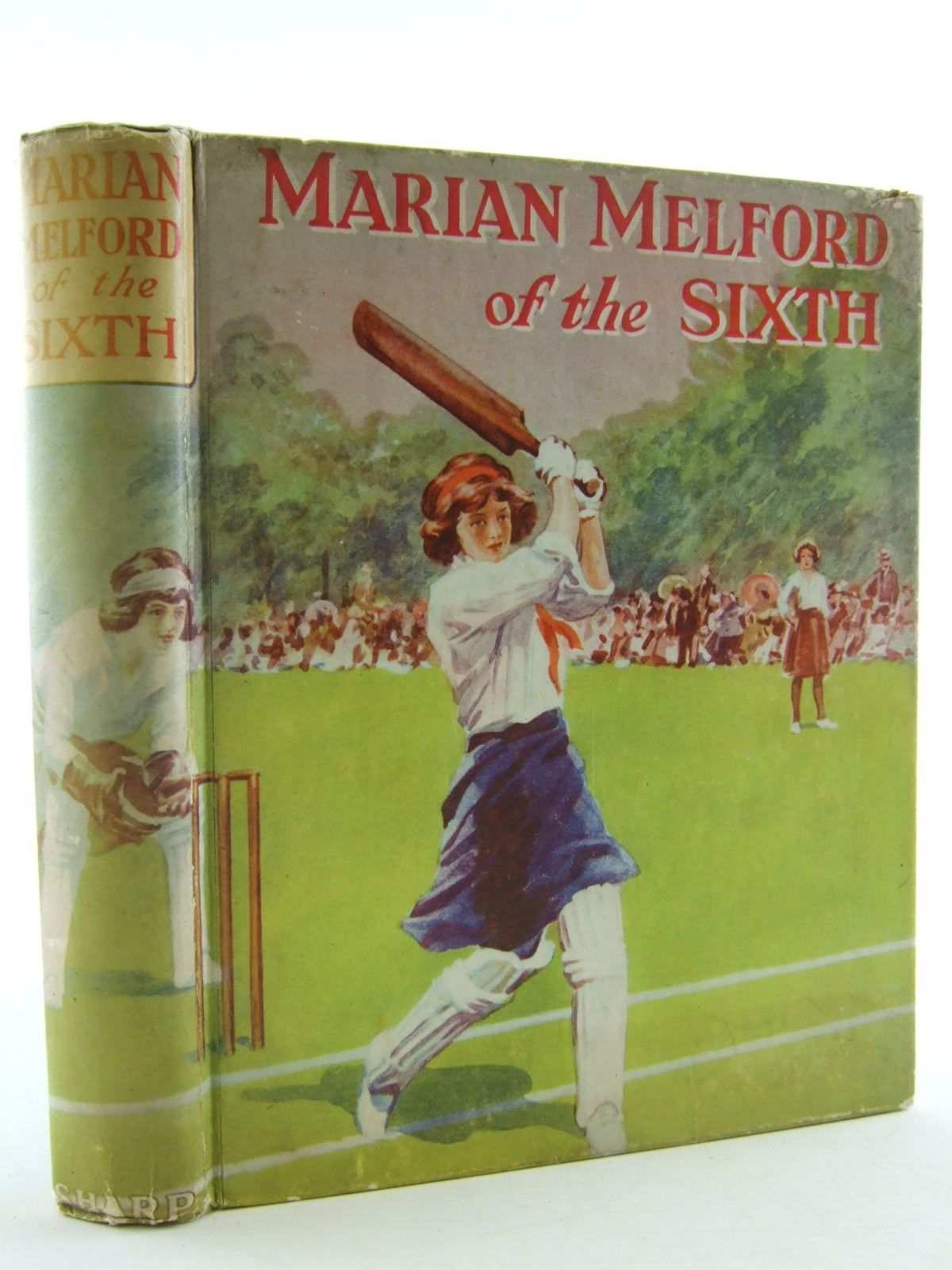Photo of MARION MELFORD OF THE SIXTH AND OTHER STORIES written by Hanley, Phyllis<br />Wynne, Marjorie<br />Protheroe, Ernest<br />Nester, P. published by The Epworth Press (STOCK CODE: 1107905)  for sale by Stella & Rose's Books