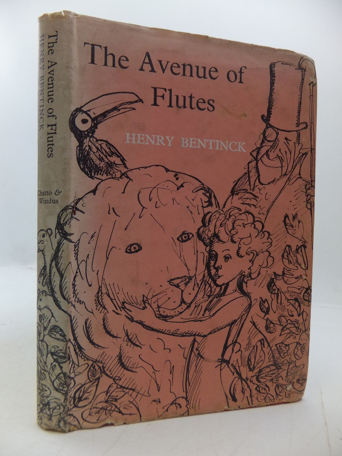 Photo of THE AVENUE OF FLUTES written by Bentinck, Henry illustrated by Bartlett, Maurice published by Chatto & Windus (STOCK CODE: 1108495)  for sale by Stella & Rose's Books