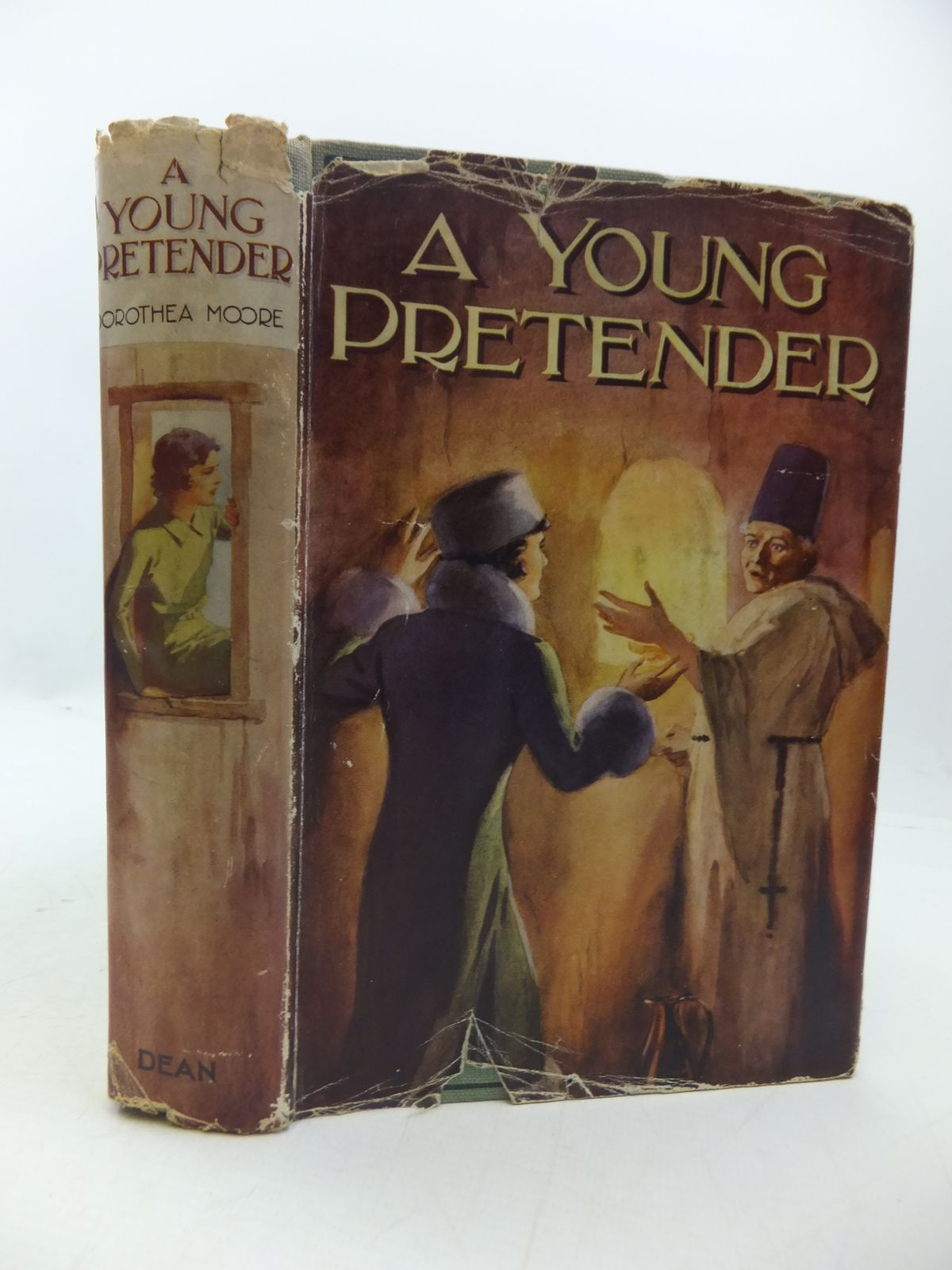 Photo of A YOUNG PRETENDER written by Moore, Dorothea published by Dean & Son Ltd. (STOCK CODE: 1108522)  for sale by Stella & Rose's Books