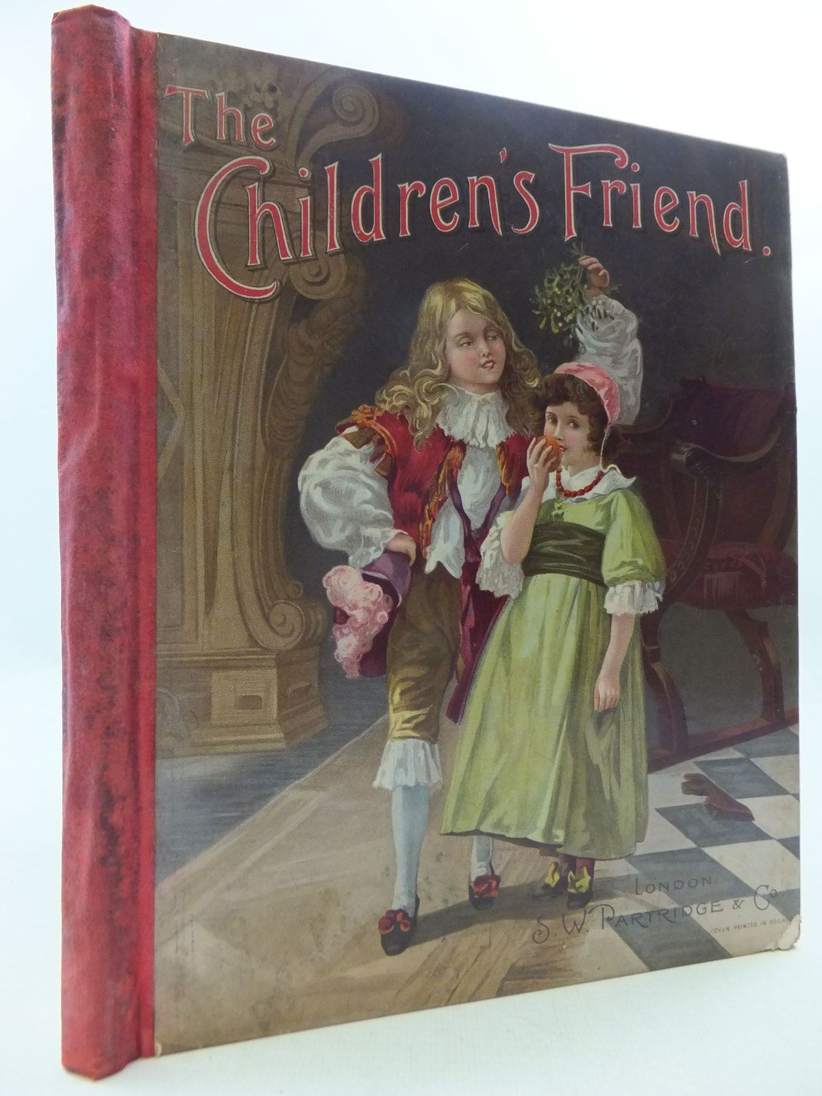 Photo of THE CHILDREN'S FRIEND VOLUME XL JANUARY TO DECEMBER 1900 written by Burrage, E. Harcourt<br />Heward, S.L.<br />Quiller-Couch, Mabel<br />et al, illustrated by Wain, Louis<br />et al., published by S.W. Partridge & Co. (STOCK CODE: 1108608)  for sale by Stella & Rose's Books