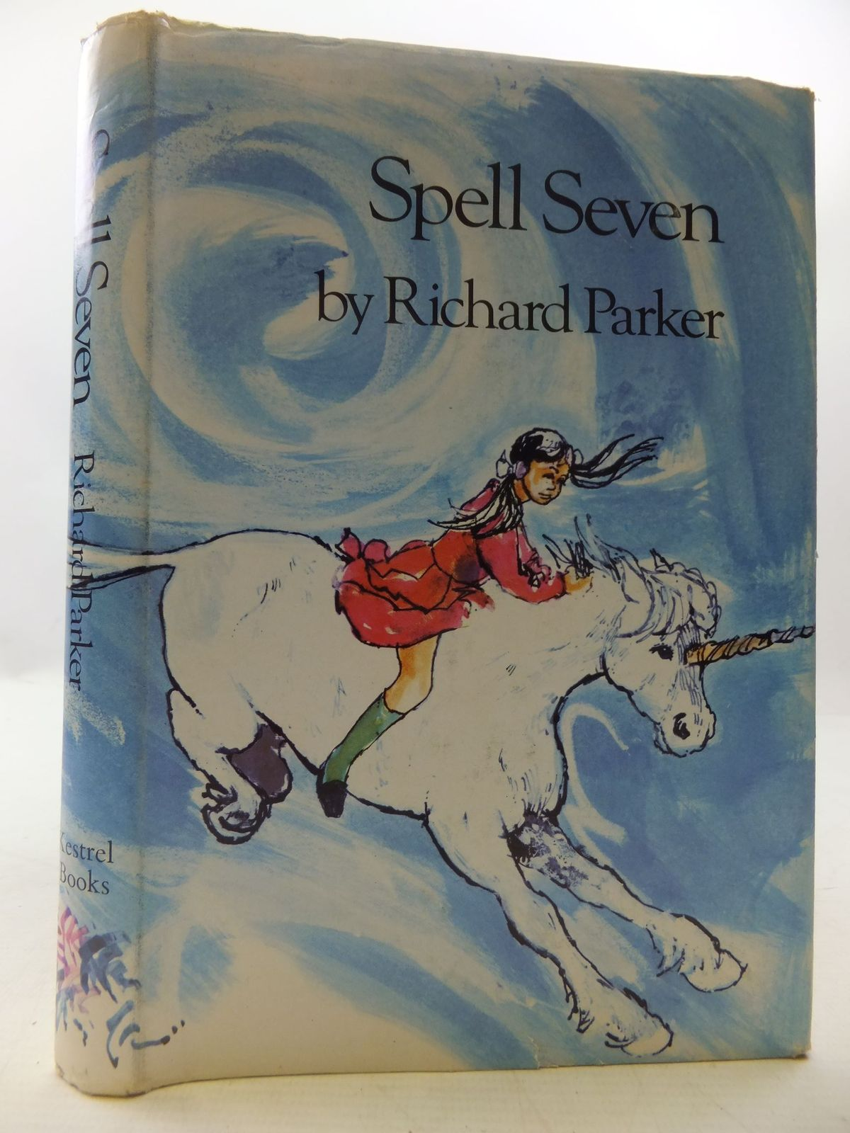 Photo of SPELL SEVEN written by Parker, Richard illustrated by Ridley, Trevor published by Longman Young Books (STOCK CODE: 1108658)  for sale by Stella & Rose's Books