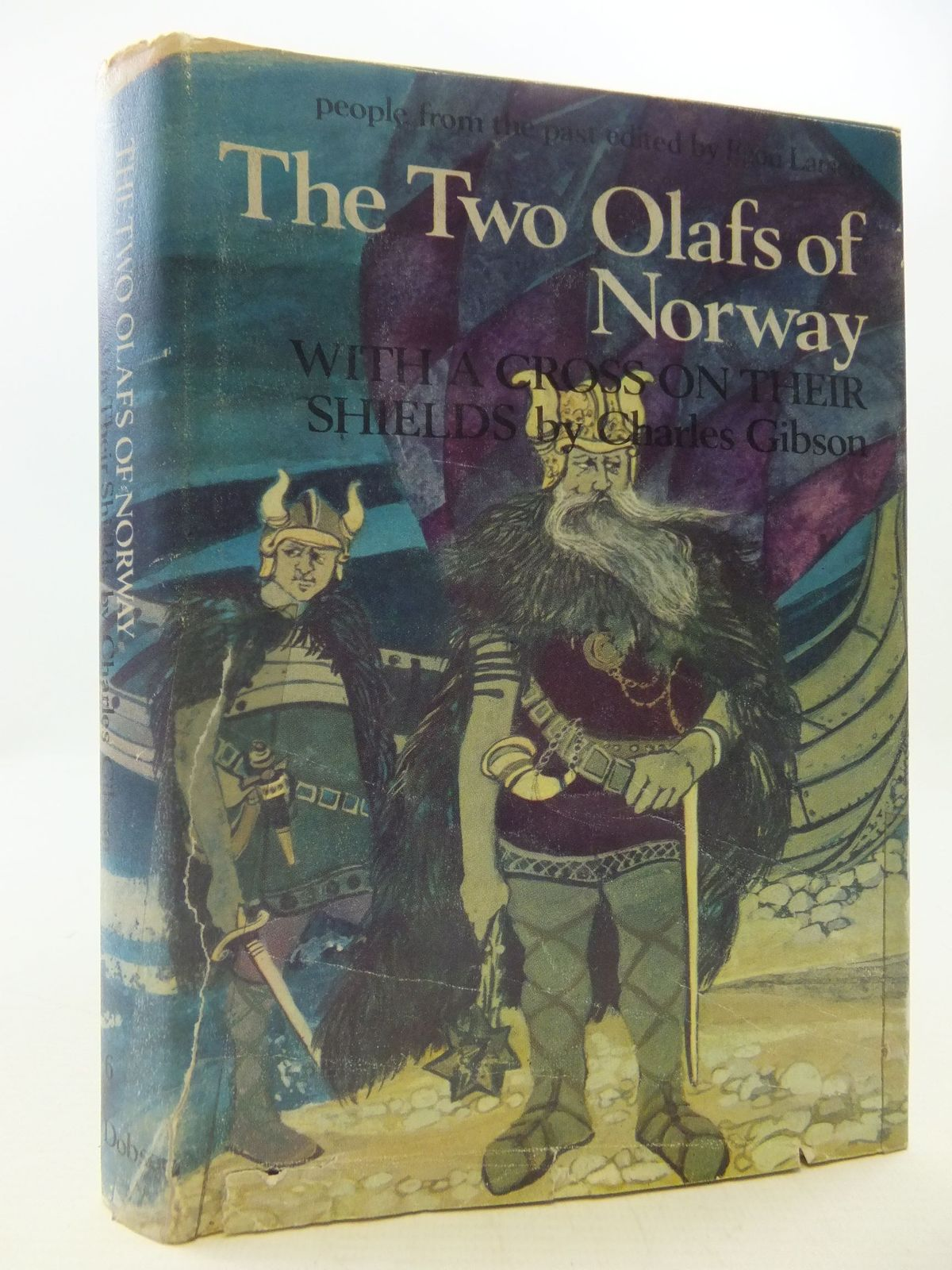 Photo of THE TWO OLAFS OF NORWAY written by Gibson, Charles published by Dennis Dobson (STOCK CODE: 1108672)  for sale by Stella & Rose's Books