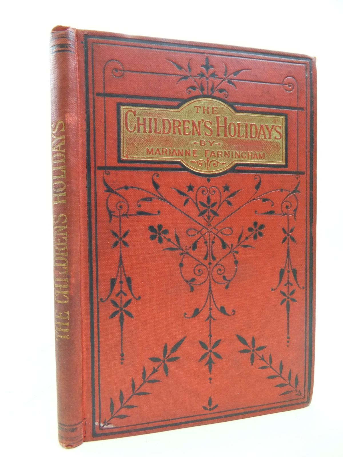 Photo of THE CHILDREN'S HOLIDAYS written by Farningham, Marianne published by James Clarke & Co. (STOCK CODE: 1108904)  for sale by Stella & Rose's Books