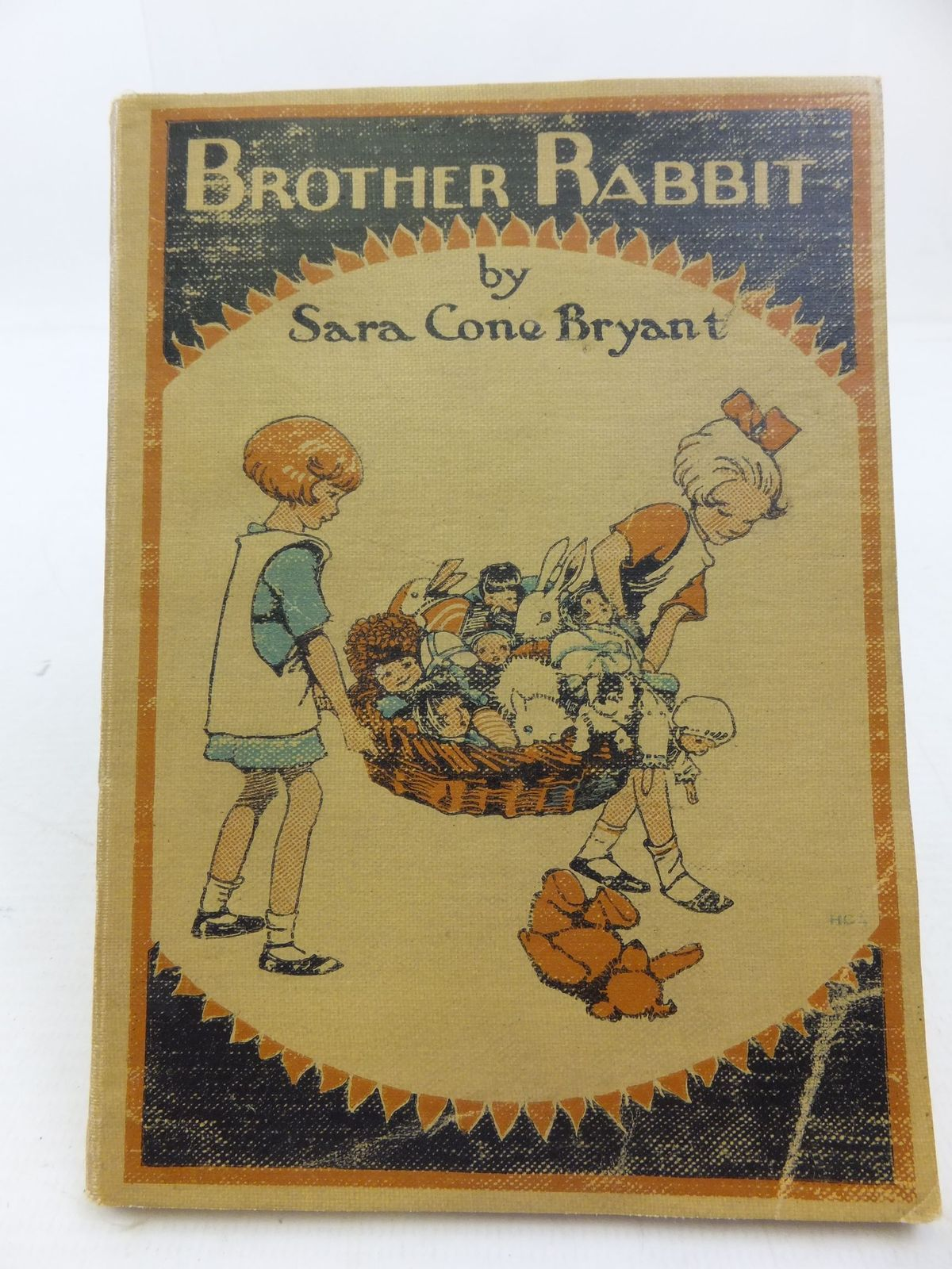 Photo of BROTHER RABBIT AND OTHER STORIES FOR LITTLE ONES written by Bryant, Sara Cone illustrated by Appleton, Honor C.<br />Wilson, Patten published by George G. Harrap & Co. Ltd. (STOCK CODE: 1108923)  for sale by Stella & Rose's Books