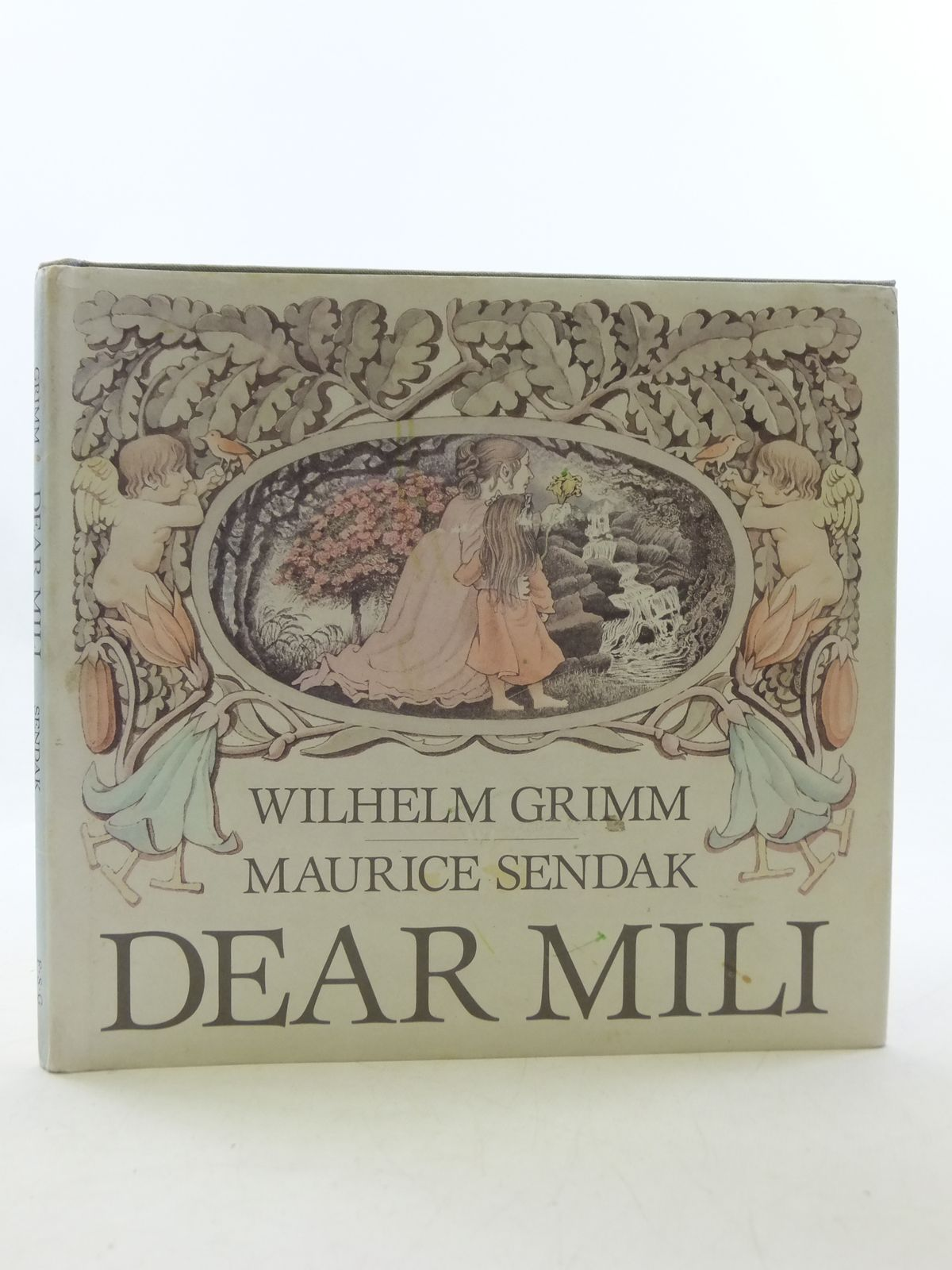 Photo of DEAR MILI written by Grimm, Wilhelm illustrated by Sendak, Maurice published by Farrar, Straus & Giroux (STOCK CODE: 1109007)  for sale by Stella & Rose's Books