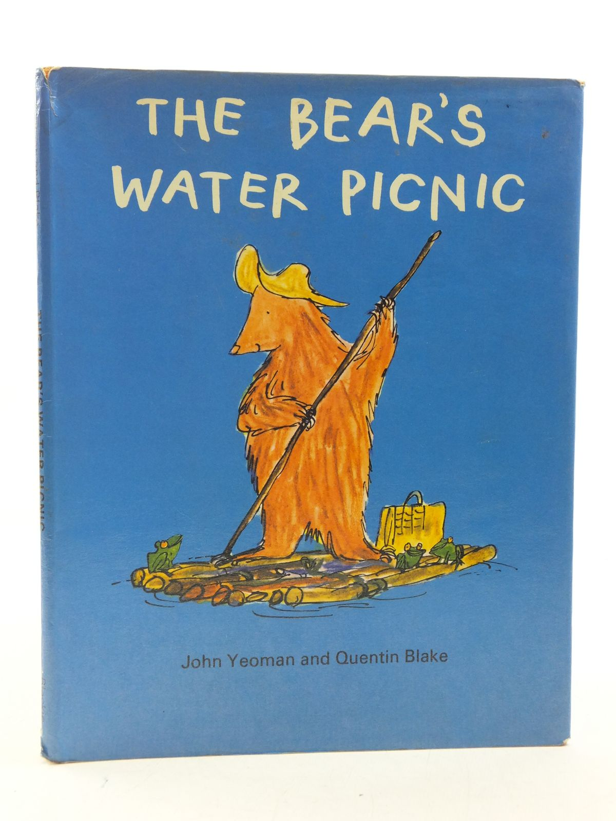 Photo of THE BEAR'S WATER PICNIC written by Yeoman, John illustrated by Blake, Quentin published by The Macmillan Company (STOCK CODE: 1109099)  for sale by Stella & Rose's Books
