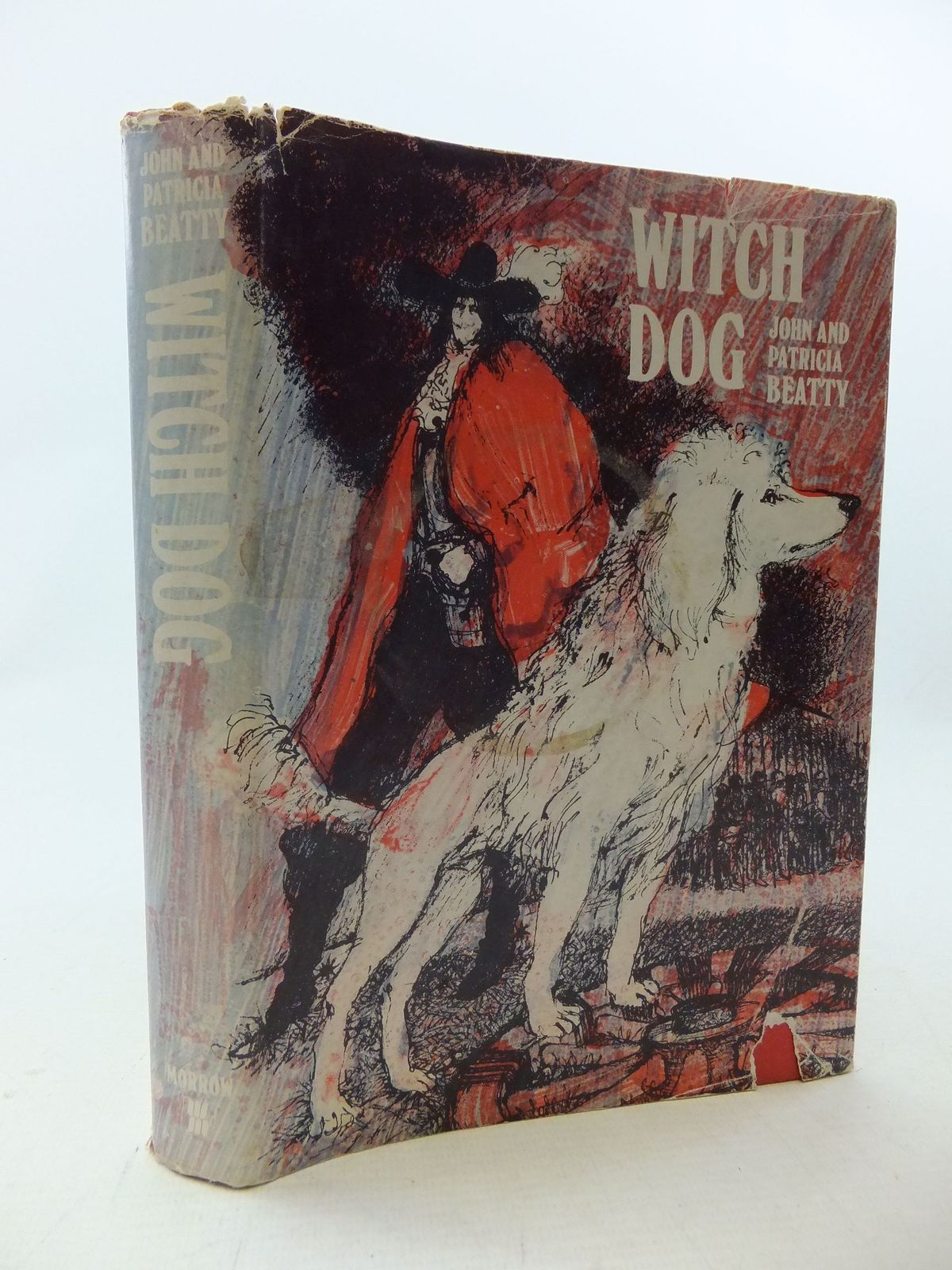 Photo of WITCH DOG written by Beatty, John<br />Beatty, Patricia published by Morrow Junior Books (STOCK CODE: 1109365)  for sale by Stella & Rose's Books