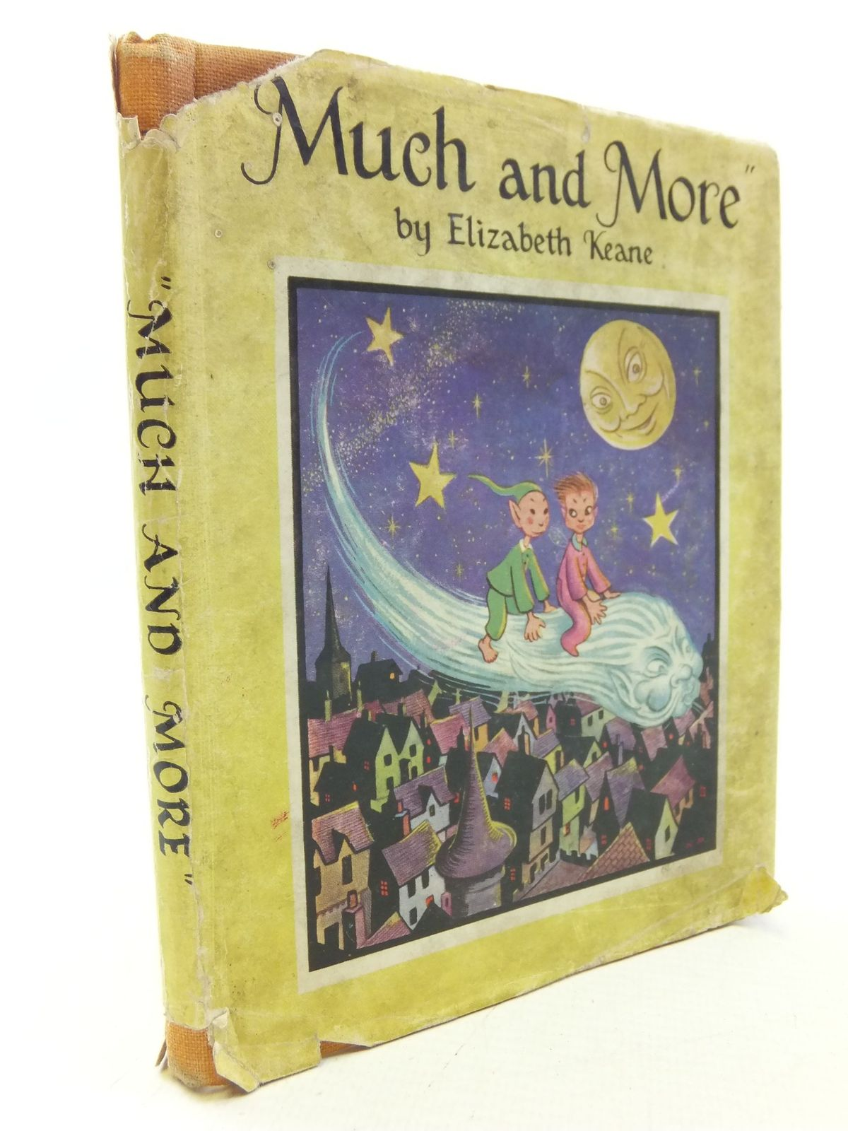 Photo of MUCH AND MORE AND FOUR OTHER STORIES written by Keane, Elizabeth illustrated by Main, Neville published by Brockhampton Press Ltd. (STOCK CODE: 1109430)  for sale by Stella & Rose's Books