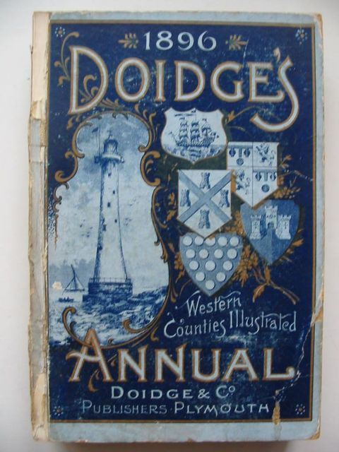 Photo of DOIDGE'S WESTERN COUNTIES ILLUSTRATED ANNUAL 1896 published by Doidge & Co (STOCK CODE: 1201037)  for sale by Stella & Rose's Books