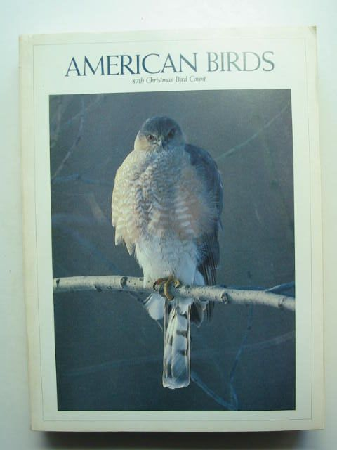 Photo of AMERICAN BIRDS 87TH CHRISTMAS BIRD COUNT published by The National Audubon Society (STOCK CODE: 1201231)  for sale by Stella & Rose's Books