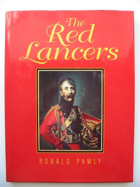 Photo of THE RED LANCERS written by Pawly, Ronald published by The Crowood Press (STOCK CODE: 1201269)  for sale by Stella & Rose's Books