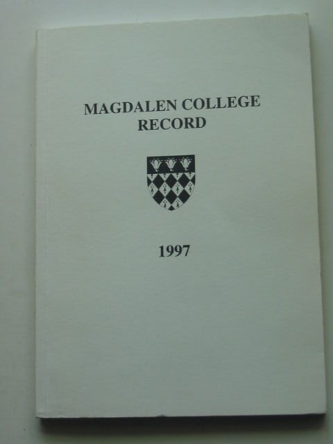Photo of MAGDALEN COLLEGE RECORD 1997 (STOCK CODE: 1201336)  for sale by Stella & Rose's Books