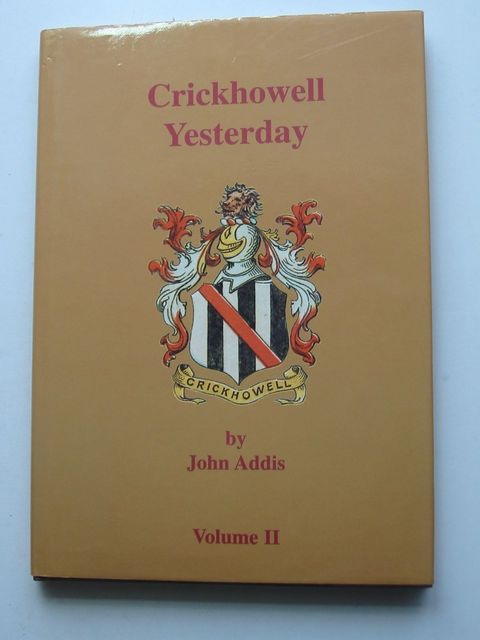 Photo of CRICKHOWELL YESTERDAY VOLUME II written by Addis, John published by D. Brown & Sons Limited (STOCK CODE: 1201409)  for sale by Stella & Rose's Books