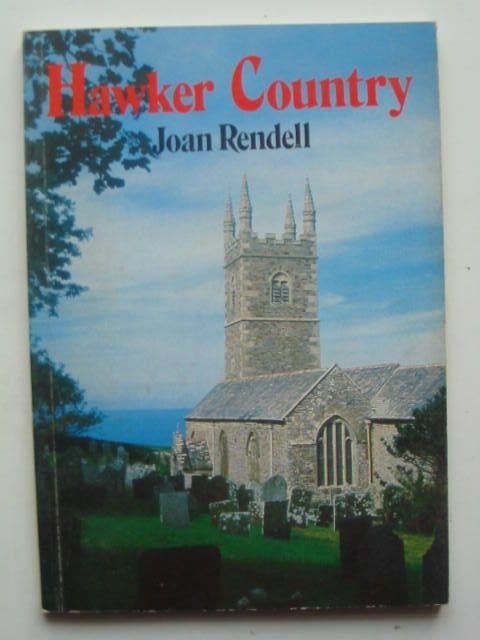 Photo of HAWKER COUNTRY written by Rendell, Joan published by Bossiney Books (STOCK CODE: 1201882)  for sale by Stella & Rose's Books