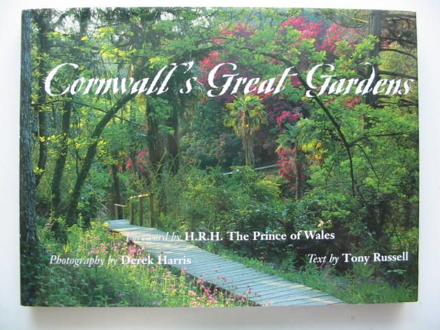 Photo of CORNWALL'S GREAT GARDENS written by Russell, Tony illustrated by Harris, Derek published by Woodland Publishing (STOCK CODE: 1201972)  for sale by Stella & Rose's Books