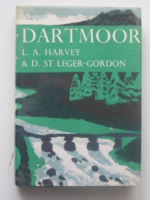 Photo of DARTMOOR (NN 27) written by Harvey, L.A.<br />St. Leger-Gordon, Douglas published by Collins (STOCK CODE: 1202134)  for sale by Stella & Rose's Books