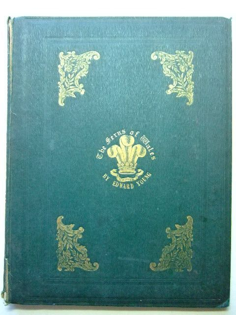 Photo of THE FERNS OF WALES written by Young, Edward published by Thomas Thomas (STOCK CODE: 1202855)  for sale by Stella & Rose's Books