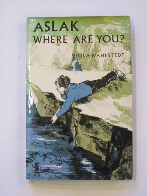 Photo of ASLAK WHERE ARE YOU? written by Wahlstedt, Viola illustrated by Jordon, Tessa published by Macmillan London Limited (STOCK CODE: 1202899)  for sale by Stella & Rose's Books