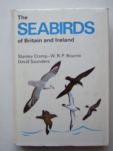 Photo of THE SEABIRDS OF BRITAIN AND IRELAND written by Cramp, Stanley<br />Bourne, W.R.P. illustrated by Gillmor, Robert published by Collins (STOCK CODE: 1203436)  for sale by Stella & Rose's Books