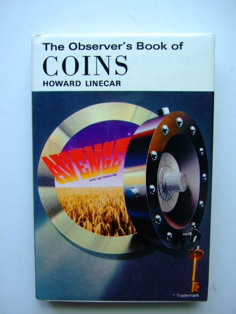 Photo of THE OBSERVER'S BOOK OF BRITISH COINS (CYANAMID WRAPPER) written by Linecar, Howard W.A. published by Frederick Warne (STOCK CODE: 1203490)  for sale by Stella & Rose's Books