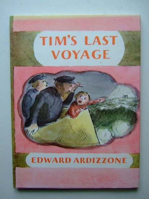 Photo of TIM'S LAST VOYAGE written by Ardizzone, Edward illustrated by Ardizzone, Edward published by The Bodley Head (STOCK CODE: 1203750)  for sale by Stella & Rose's Books