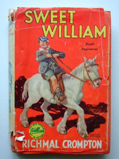 Photo of SWEET WILLIAM written by Crompton, Richmal illustrated by Henry, Thomas published by George Newnes Limited (STOCK CODE: 1203752)  for sale by Stella & Rose's Books