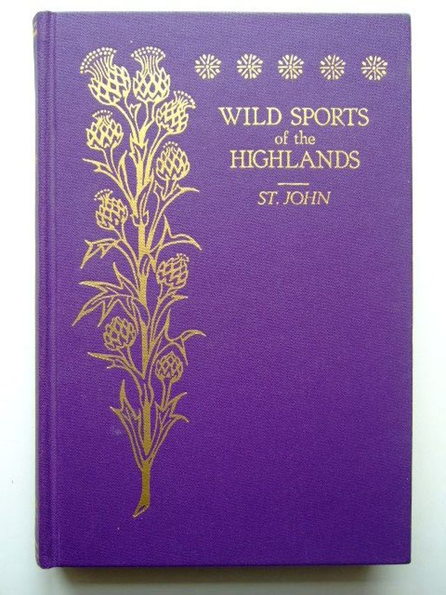 Photo of SHORT SKETCHES OF THE WILD SPORTS AND NATURAL HISTORY OF THE HIGHLANDS written by St. John, Charles published by Ashford Press Publishing (STOCK CODE: 1203831)  for sale by Stella & Rose's Books