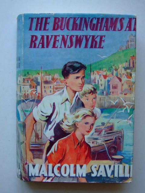 Photo of THE BUCKINGHAMS AT RAVENSWYKE written by Saville, Malcolm illustrated by Bush, Alice published by Evans Brothers Limited (STOCK CODE: 1204027)  for sale by Stella & Rose's Books