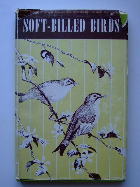 Photo of SOFT-BILLED BIRDS written by Naether, Carl published by All-Pets Books, Inc. (STOCK CODE: 1204047)  for sale by Stella & Rose's Books
