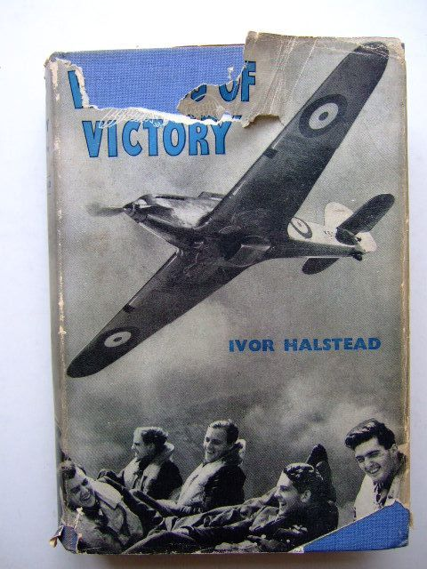 Photo of WINGS OF VICTORY A TRIBUTE TO THE RAF written by Halstead, Ivor published by Lindsay Drummond (STOCK CODE: 1204213)  for sale by Stella & Rose's Books
