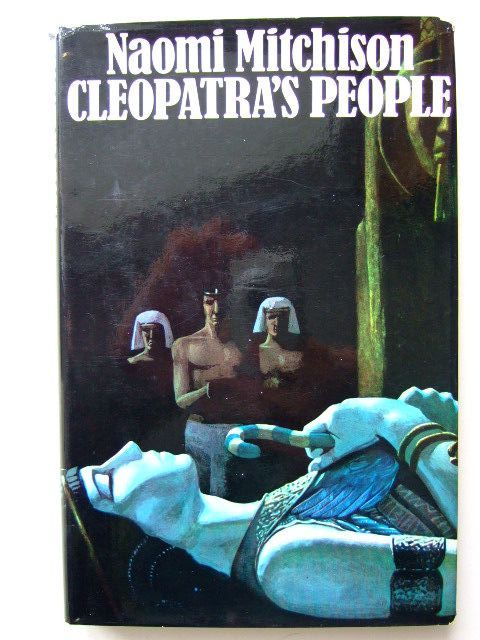 Photo of CLEOPATRA'S PEOPLE written by Mitchison, Naomi published by Heinemann (STOCK CODE: 1204319)  for sale by Stella & Rose's Books